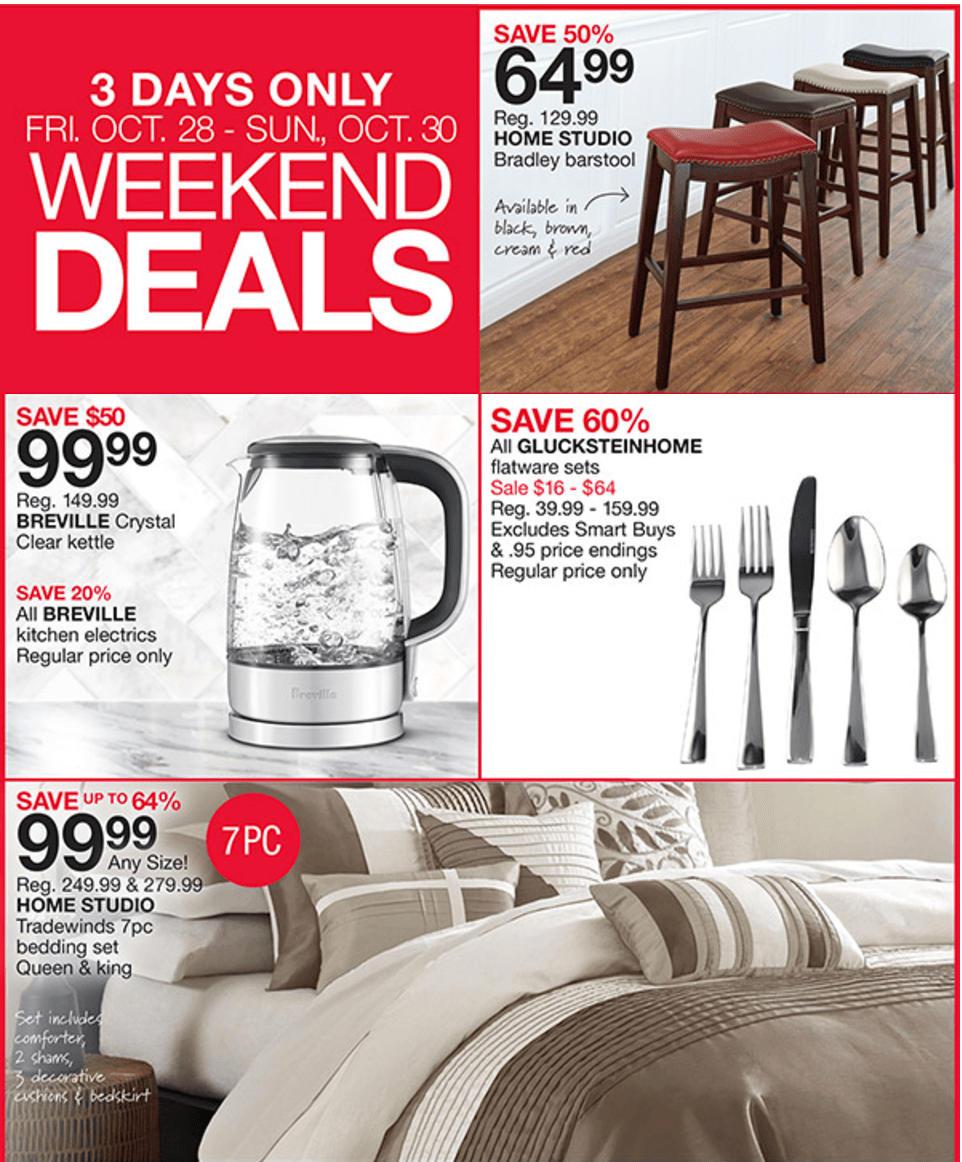 Home Outfitters Canada Exclusive Coupons Weekend Deals Save 60 On Luggage Glucksteinhome