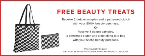 Hudson's Bay Canada Beauty Deals at SmartCanucks.ca