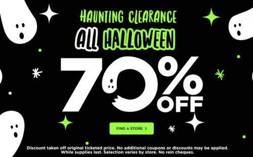 Michaels Canada Halloween Offers Via Smartcanucks.ca