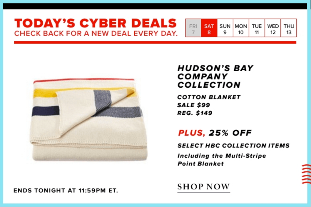Free shipping coupon hudson bay