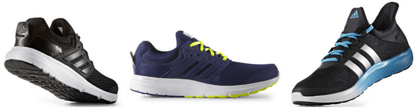 Hudson's Bay Canada & Adidas Offers: Save 38% On Adida Galaxy 3M Sneakers & More Styles