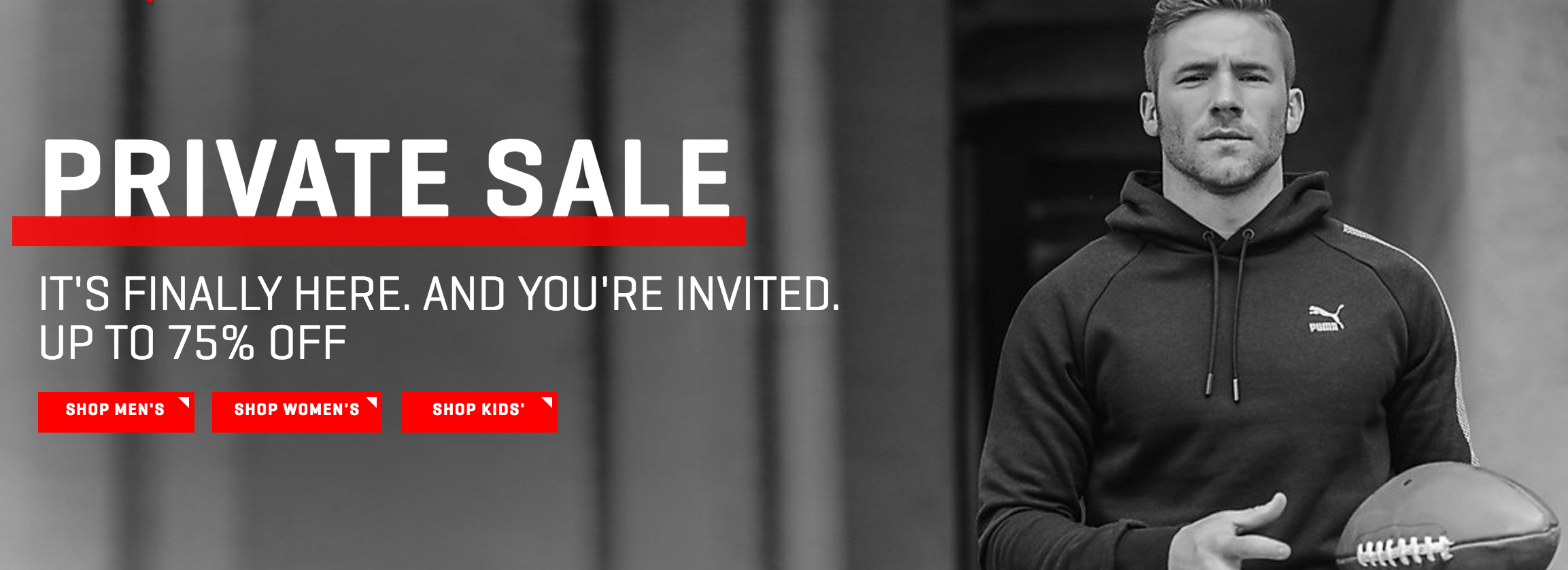 Puma Canada Private Sale: Save Up to 75% Off + FREE Shipping On All Orders