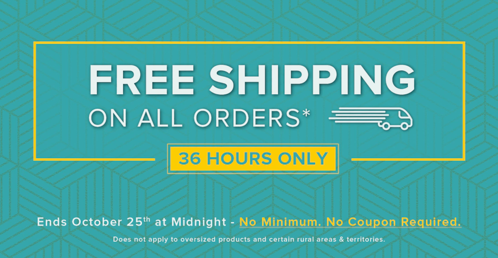 Linen Chest Canada Deal: FREE Shipping on ALL Orders *36 Hours Only*
