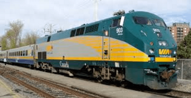 Via Rail Canada Tuesday Discounts Offers: Toronto to Montreal for $39 + More Deals, November 1