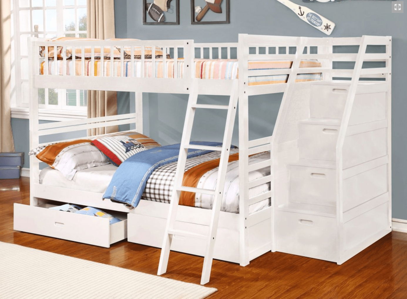 Wholesale Furniture Brokers Canada Deal: Save $50 Off Bunk Beds Using Promo Code