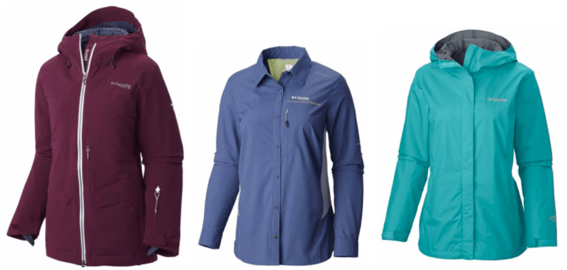 Columbia Sportswear Sale: Save 50% Off Women's Jackets, Vests, Tops, Bottoms & More Offers!