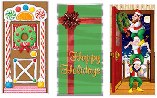 Amazon Canada Deals Of The Day: Save 25% On Crayola Christmas Countdown Activity Advent Calendar, Beistle Christmas Elves Door Cover For $5.25 & More Deals