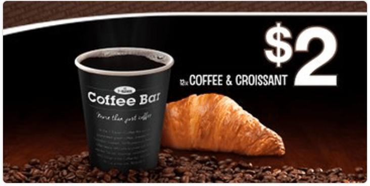 7-Eleven Canada Offers: Pair a Croissant and a Coffee, For Just $2.00