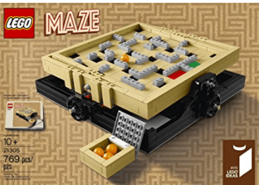 Amazon Canada Deals Of The Day: Save 22% On LEGO Ideas Maze Building Kit, 31% on VicTsing Essential Oil Diffuser & More Deals