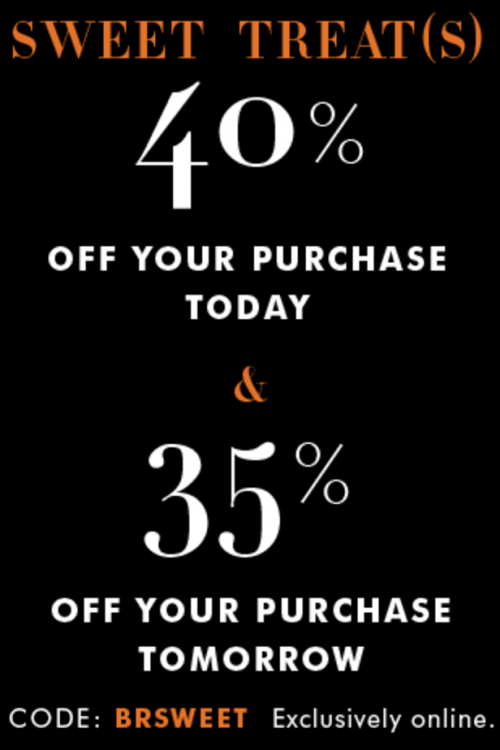 Banana Republic Canada Sale: Save 40% Off Your Purchase Today With Promo Code
