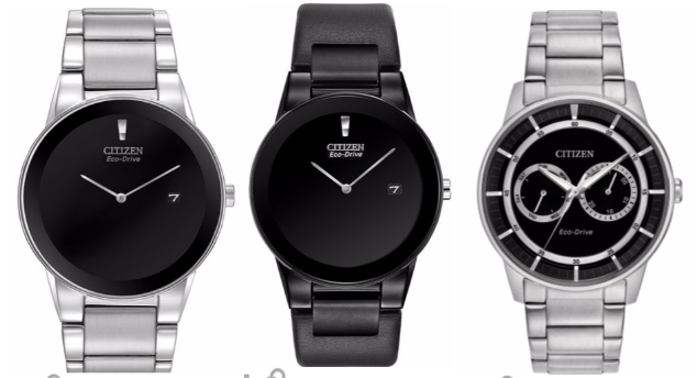 Sears Canada Offers: Save 70% on Select Citizen Men's Watches + an Extra 10% Off with Coupon Code