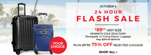Sears Canada Flash Sale