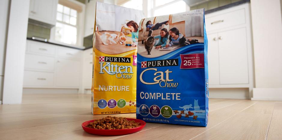 Canadian Coupons: Save $3 On Purina Cat Food *Printable Coupon*