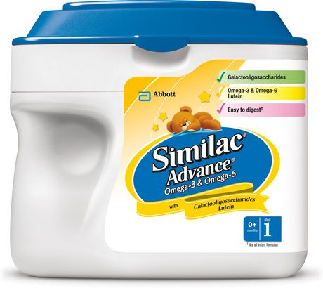Canadian Coupons: New Printable Similac Formula Coupons Available