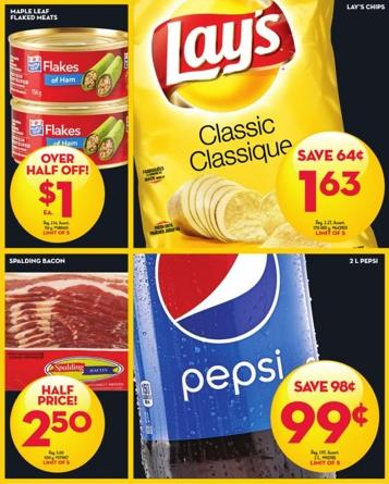 Giant Tiger Canada: 63 Cent Lays Chips After Coupon
