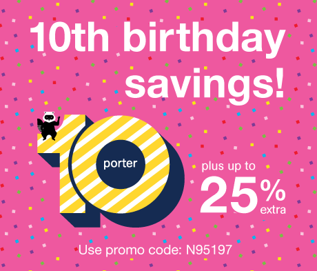 Porter Airlines Canada 10th Birthday Sale: Save Up To 25% Off Flight Tickets