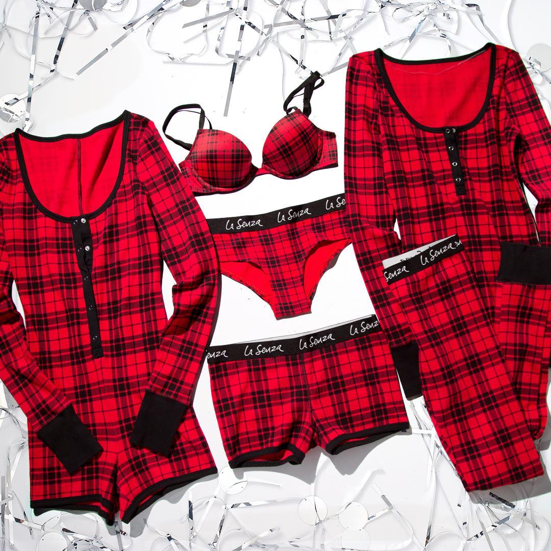 La Senza Canada Pre-Black Friday Deals: 2 Bras for $20 + 8 Panties for $30.95 + $20 Pyjamas + More