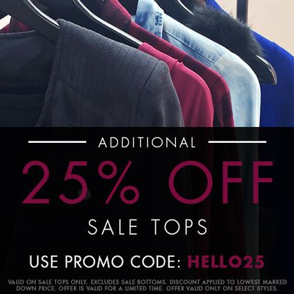 Jean Machine Canada Deals: Save 25% Off All Winter Jackets + Extra 25% Off Sale Tops