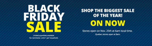 Best Buy Canada Black Friday 2016 Sale Biggest Sale of the Year! ON NOW