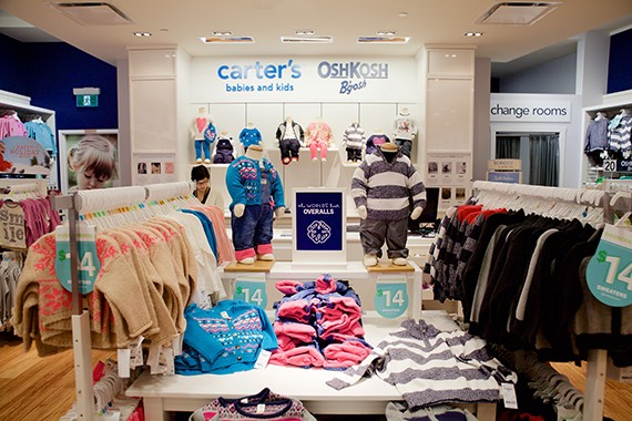 Carters OshKosh Deals Black Friday Cyber Monday 2016