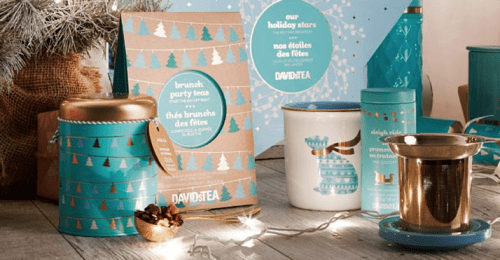 DAVIDsTEA Black Friday Sale