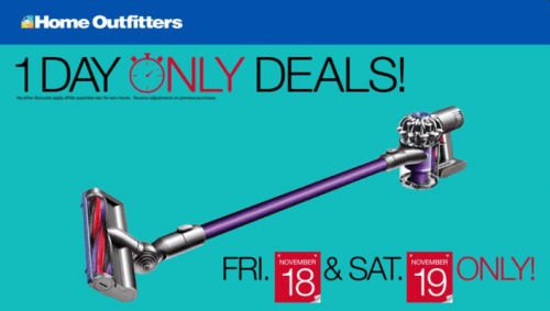 Home Outfitters Canada Black Friday Deals at SmartCanucks.ca