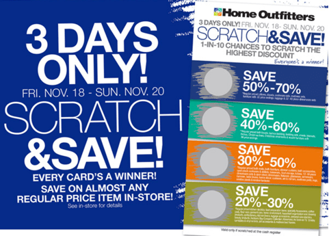 Home Outfitters Canada Black Friday promotions SmartCanucks.ca