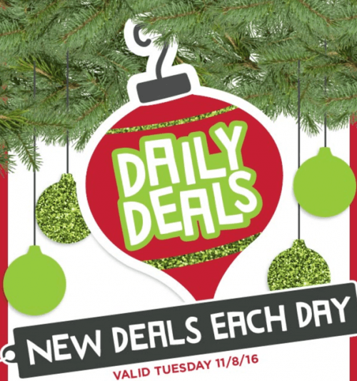 Michaels Canada 1-Day Deals: Save 60% Off Boxed Cards, 50% Off Christmas Décor, Wreaths, Handcrafted Floral Arrangements, Stems, Bushes & More Offers