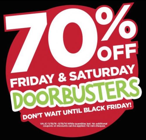 Michaels Canada Black Friday Pre Sale at Smartcanucks.ca