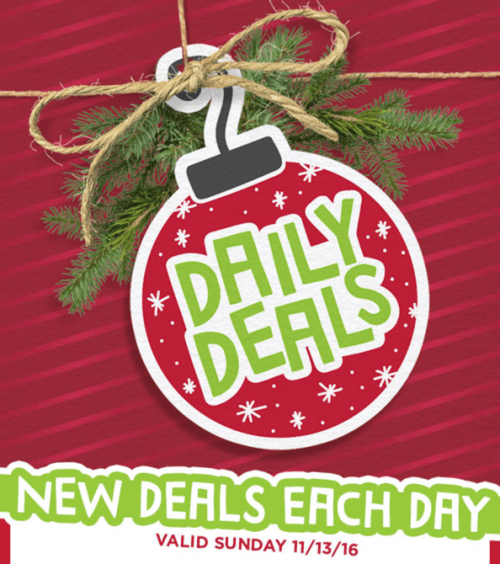 Michaels Canada one Day Deals at Smartcanucks.ca Offers