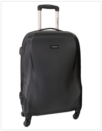 Hudson's Bay Canada Offers: Save 75% Off Samsonite Rhapsody Hardside 24-Inch Spinner with Promo Code + FREE Shipping!
