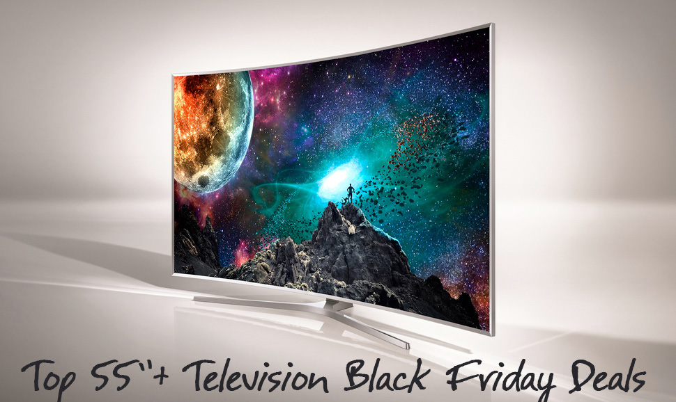 SCBF - 2016 Black Friday Deals on 55inch or Larger TVs in Canada - OLED - HDTV - 4K TV - SmartCanucks