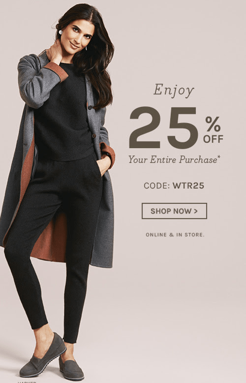 Naturalizer Canada Promo Code Deal: Save 25% Off Your Entire Purchase