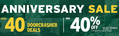 Atmosphere Canada Anniversary Sale: Save Minimum of 40% Off + FREE Shipping!