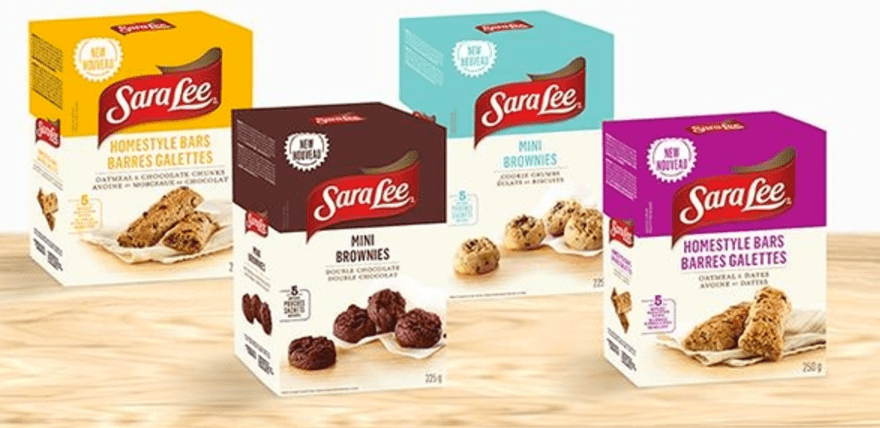 Canadian Coupons: Save 1.00 Off on the Purchase of one Sara Lee product