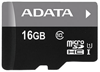 Newegg Canada Offers: Save 40% on ADATA Premier 16GB microSDHC/SDXC UHS-I U1 Memory Card with One Adapter