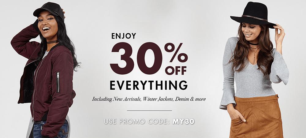 Jean Machine Canada Sale: Save 30% Off Using Promo Code!