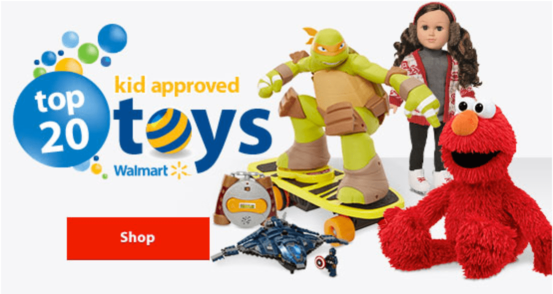 Walmart Canada Clearance Offers: Save Up to 80% On Select Toys