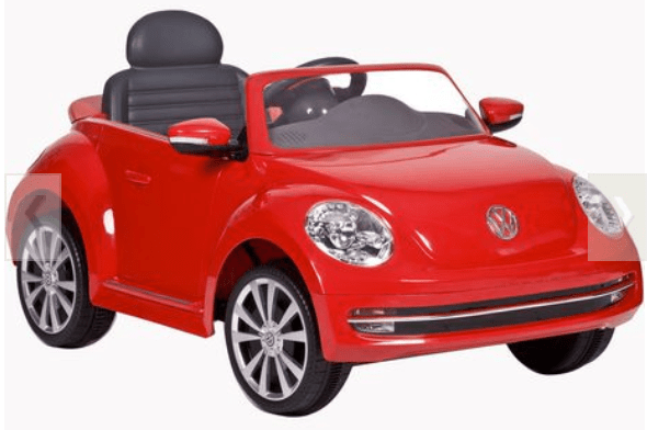 Walmart Canada Toys Clearance Sale: Save 35% on 6V VW Beetle Red & More Deals
