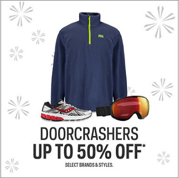 Sport Chek Doorcrashers Deals: Save Up To 50% Off Women's & Men's + 30% Off Kids + FREE Shipping