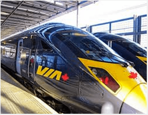 Via Rail Canada Tuesday Discounts Offers: Montreal – Ottawa for $29, Toronto to Montreal for $39 + More Deals, November 22