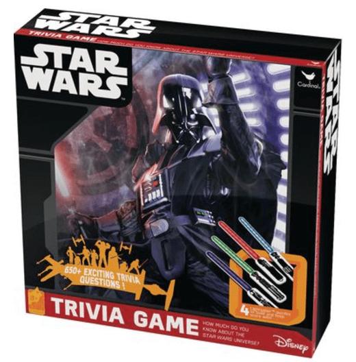 Walmart Canada Toys Clearance Sale: Save 53% On Cardinal – Star Wars Trivia Classic Crowd Game,