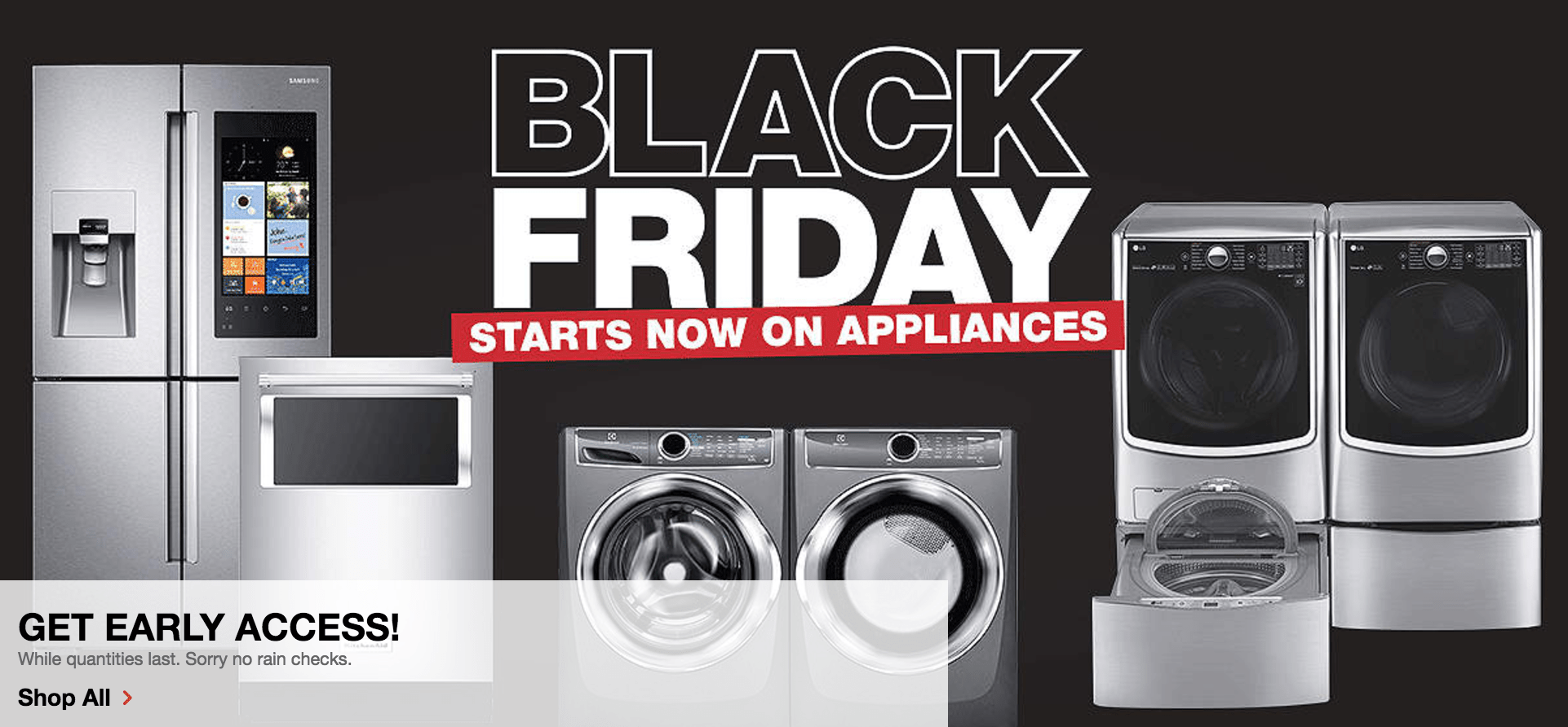 Home Depot Canada Black Friday Early Access Deals!