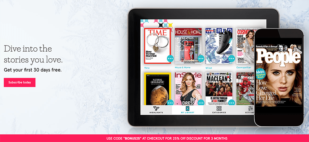 Texture Canada Magazines Deal: Get 3 Months for Only $5!
