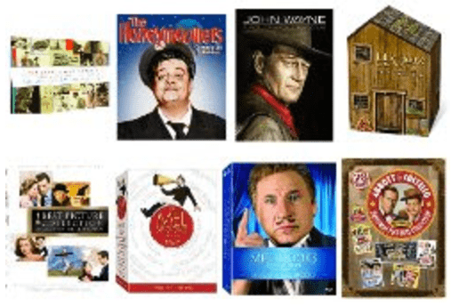 Amazon Canada Black Friday Deals: Save 63% Off Select Classic Movie and TV Collections, Save up to 47% off select Hape Toys & More