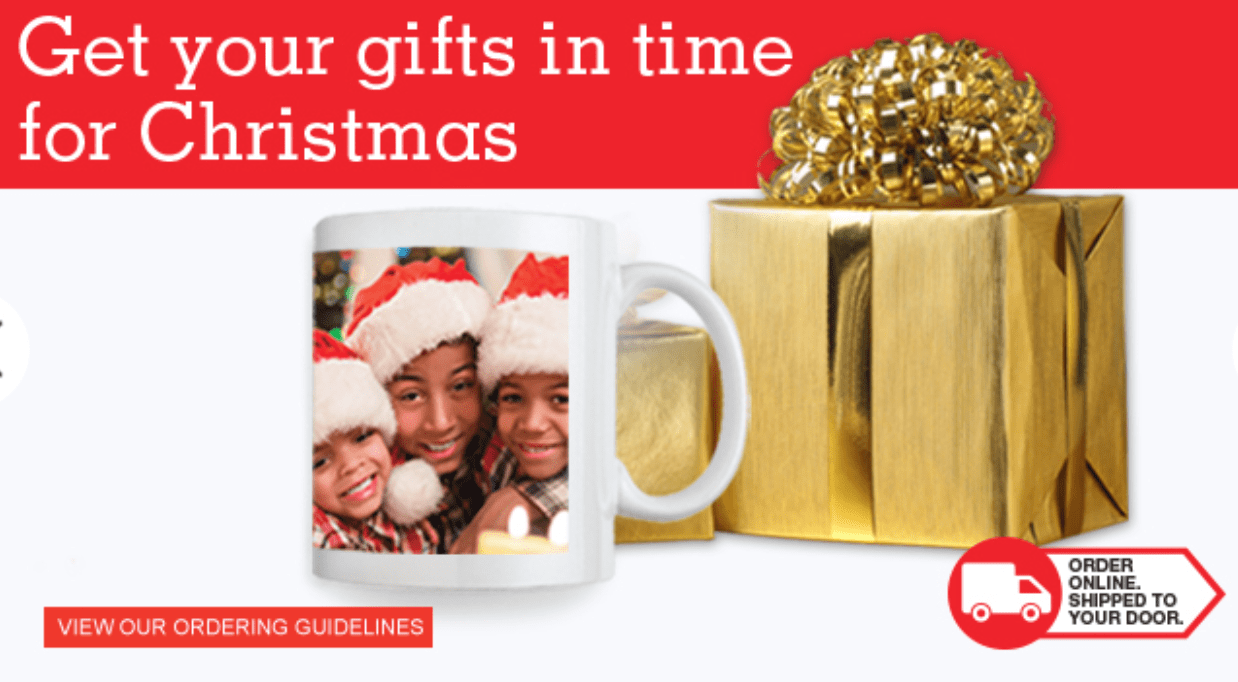 Staples Copy and Print Canada Black Friday Deals: Save 50% Off Personalized Mugs + 67% Off Posters + $25 Off $50!