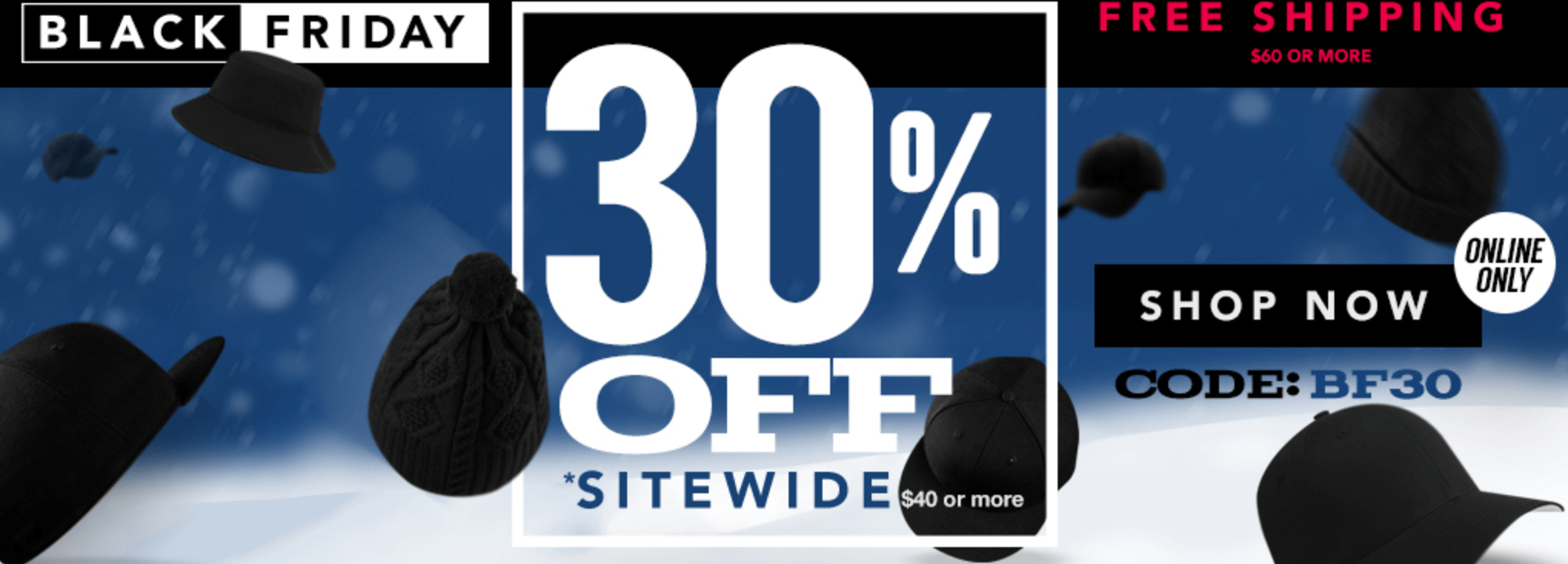 Lids Canada Black Friday Deals: Save 30% Off $40 + 25% Off Nike + More!
