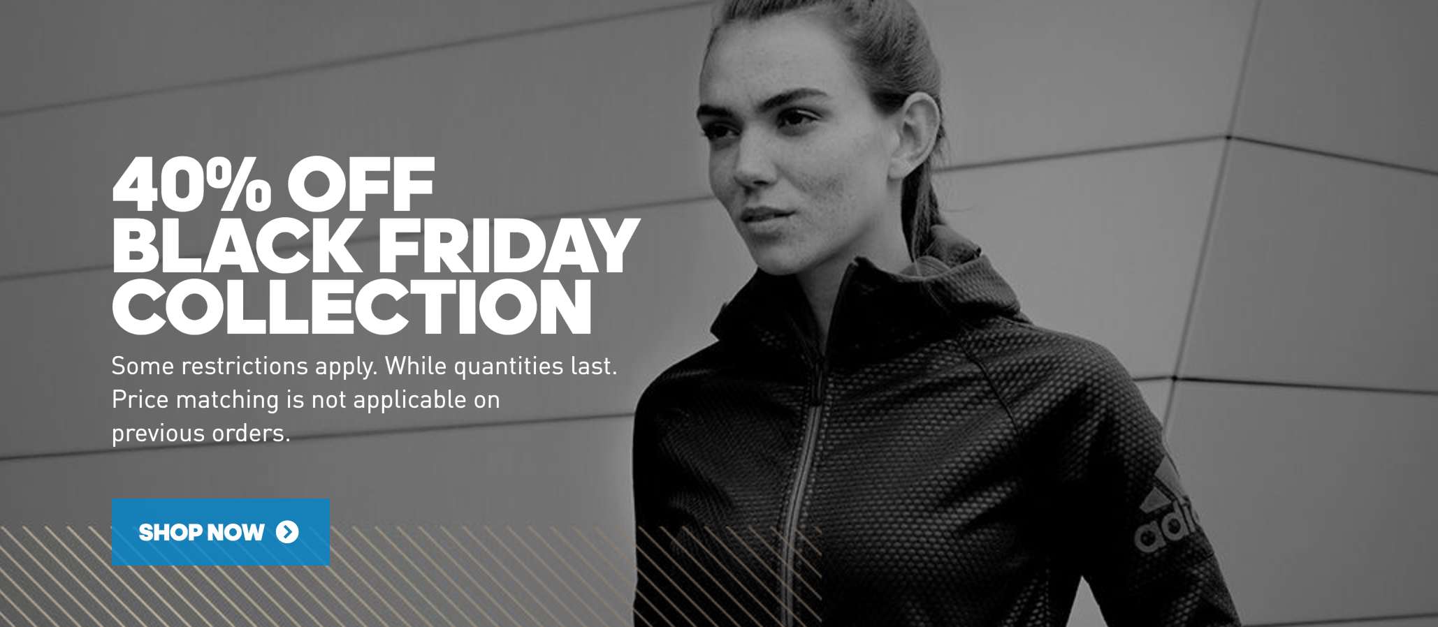 Adidas Canada Sale: Save 40% Off Black Friday Collection for Men, Women and Kids!