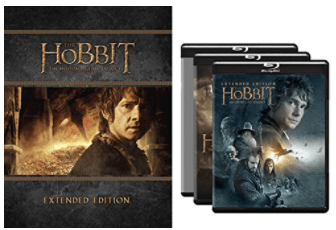 Amazon Canada Cyber Monday 2016 Deals Week: Save 32% Off The Hobbit Trilogy Extended Edition, 43% on Keurig K50 Hot Brewing System & More Offers