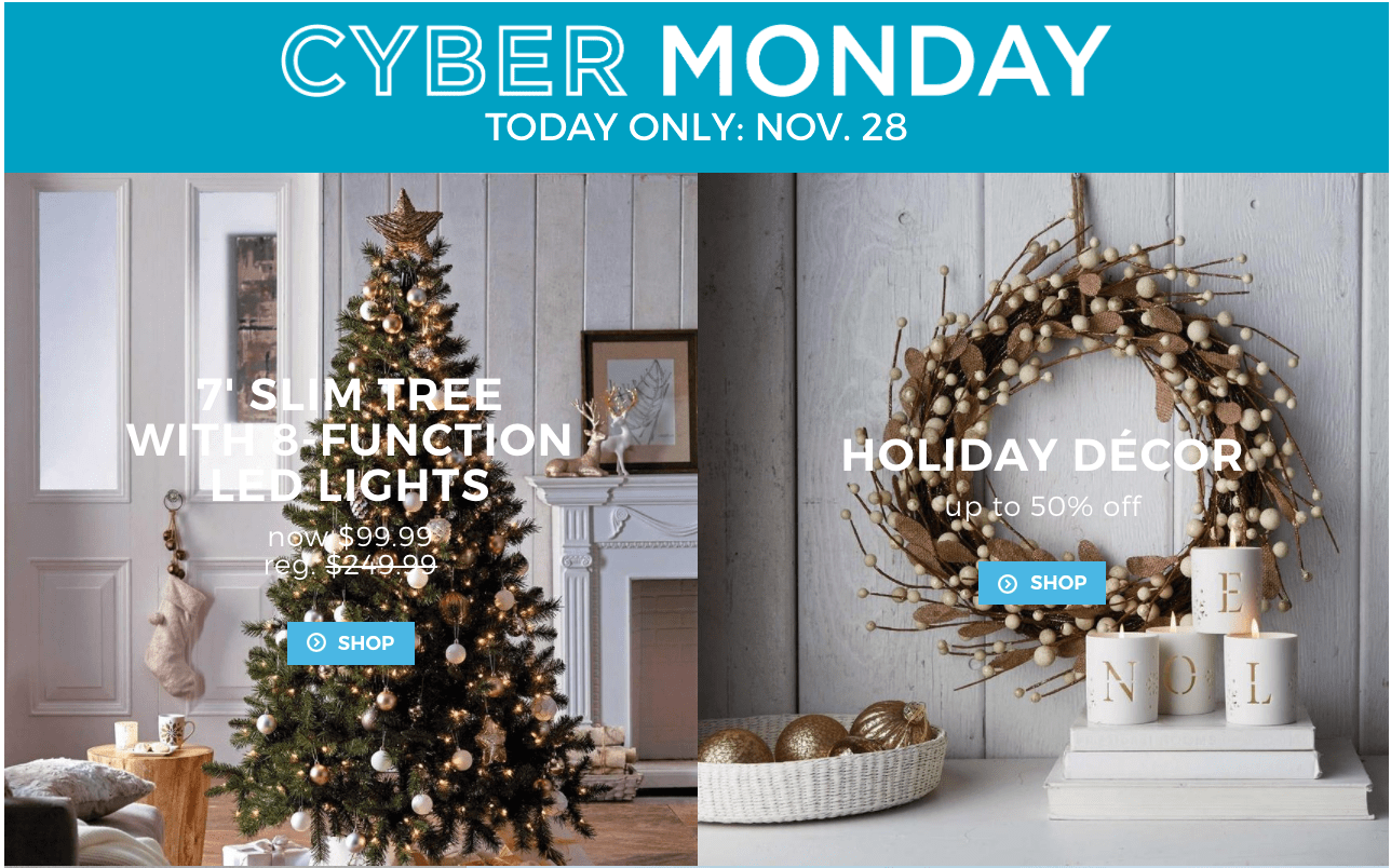 Sears Canada Cyber Monday Sale Today Only: Save 60% Off Boots + Up to 80% Off Luggage + Up to 55% Off Toys + MUCH More!